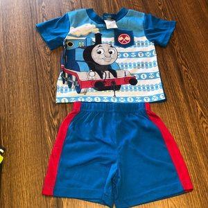 Toddler Boys 2T Thomas the Train Pajama Set